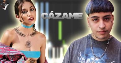 Maria Becerra & Tiago PZK - CAZAME