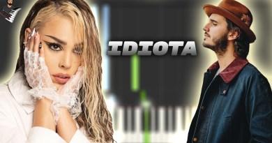 Morat & Danna Paola - Idiota