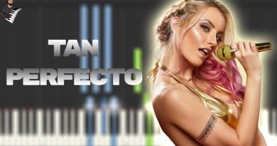 Katie Angel & Noel Schajris - Tan Perfecto