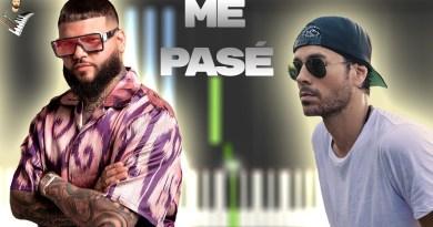 Enrique Iglesias - ME PASE ft. Farruko