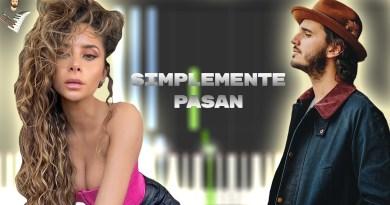 Morat & Cami - Simplemente Pasan
