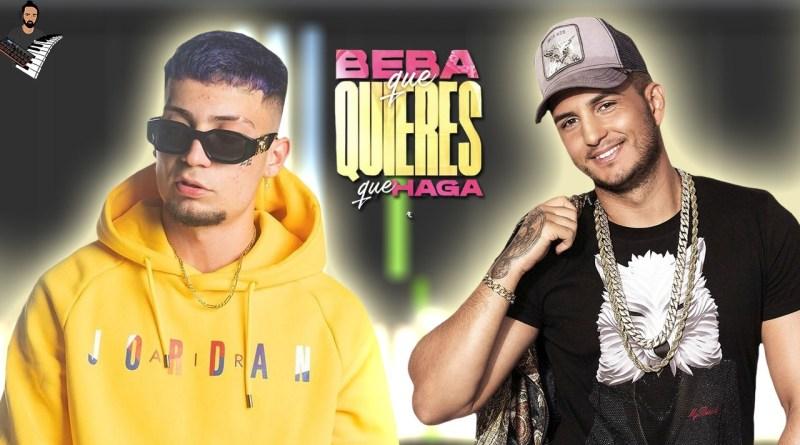 Omar Montes & JC El Diamante - Beba Qué Quieres Que Haga