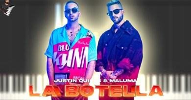 Justin Quiles & Maluma - La Botella