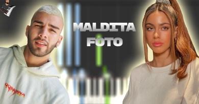 TINI & Manuel Turizo - Maldita Foto