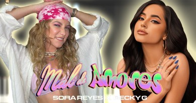 Sofia Reyes & Becky G - Mal de Amores