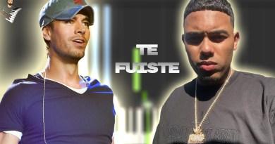 Enrique Iglesias - TE FUISTE ft Myke Towers