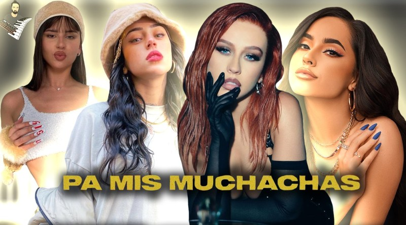 Christina Aguilera - Pa Mis Muchachas