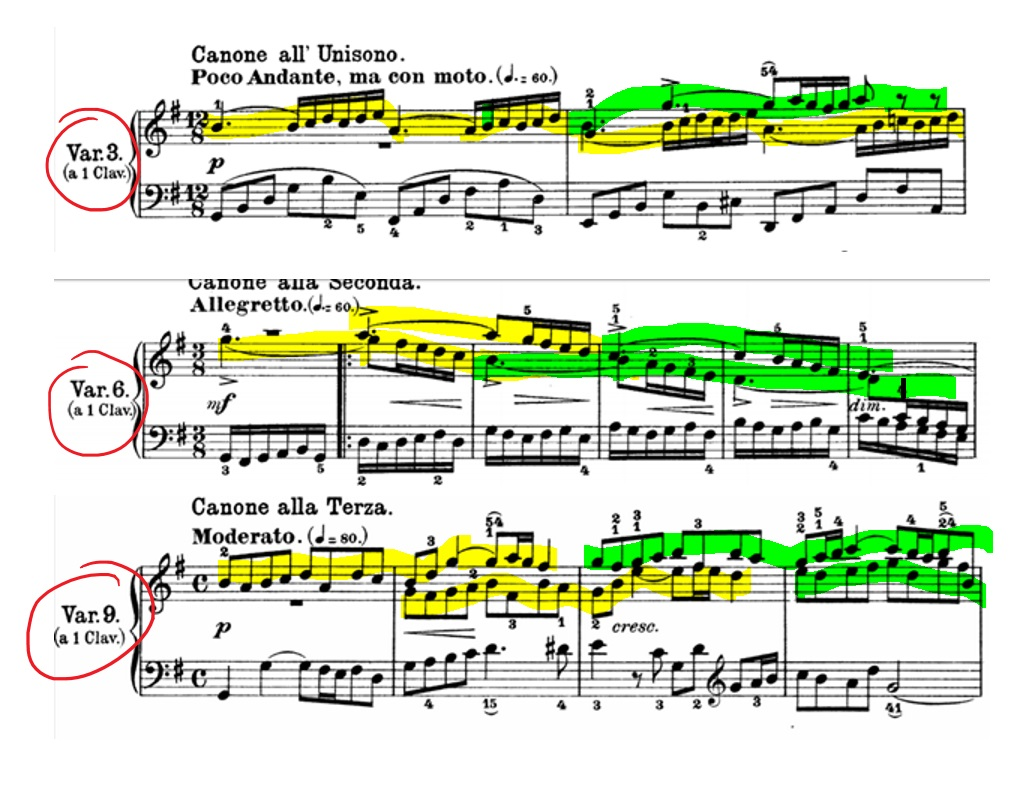 Bach's (Epic) Goldberg Variations: An Analysis of Theme & Variations