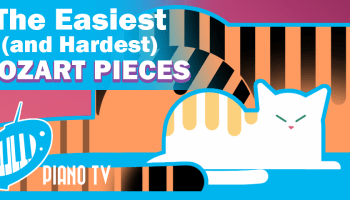 The Easiest Bach Pieces (and the most difficult) - PianoTV net