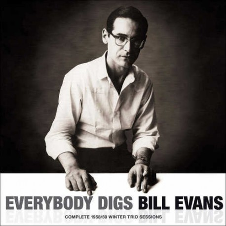 Today's Date in Jazz History: The passing of Bill Evans (1929 -1980)