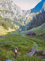 Plecare din Valea Rea, Argeș. Foto: Adrian Dan