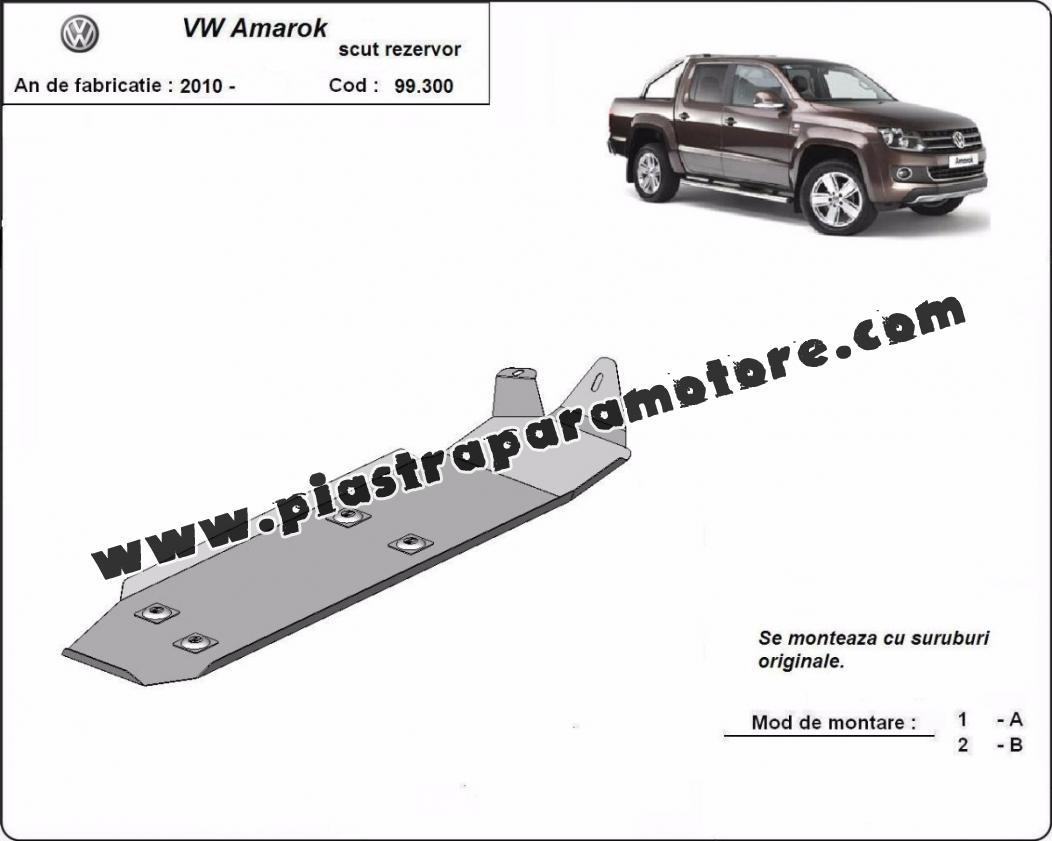 Protezione Di Acciaio Per Il Serbatoio Volkswagen Amarok
