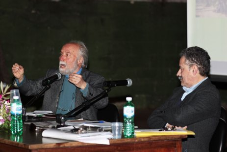 Prende parola il professor Aldo D'Antico