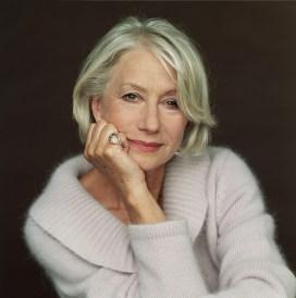 L'attrice premio Oscar 2007 HELEN MIRREN