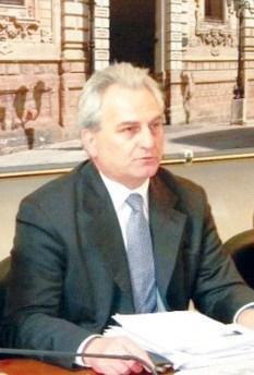 il presidente del Gal Salvatore D'Argento