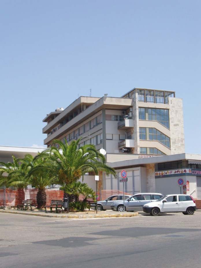 Ospedale di Casarano foto nuova 2