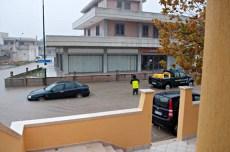 ALLISTE - piazza Indipendenza. Foto di Quintino del Tufo