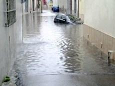 RACALE - via Melissano, angolo via Felline. Foto di Marco Troisi