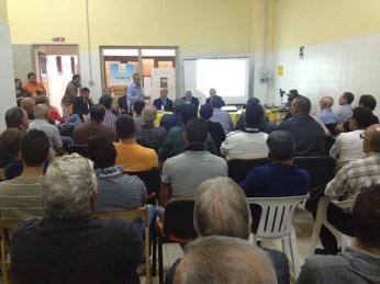 convegno del 28 ottobre 2013 presso cooperativa Acli - Racale