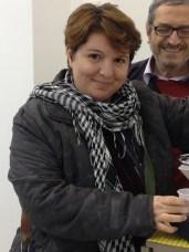 La nostra Cristina Talà, corrispondente da Sannicola