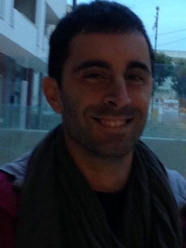 Un simpatico lettore da Alezio: Paolo Cataldi