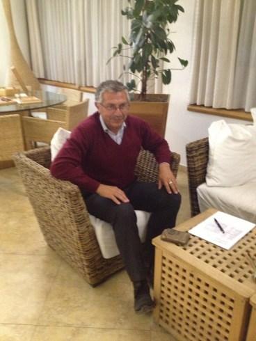il segretario cittadino Silvio Bardi