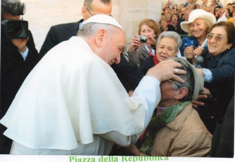 sannicolesi dal papa 2