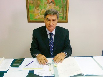il preside Franco Fasano
