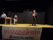 Da destra Franco Murrieri, Danny Cortese e Gianni Alemanno
