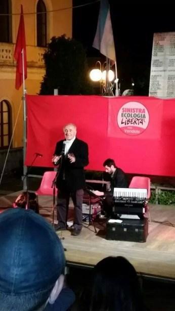 Maurizio Nocera dei Partigiani d'Italia