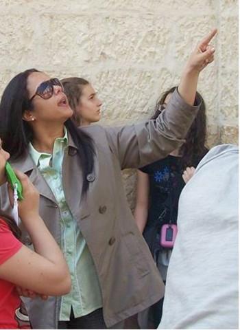 Daniela Bacca - Presidente AssoGuide Puglia - guida turistica