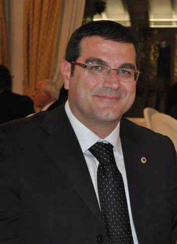 Antonio Fabbiano presidente Lions Club Casarano