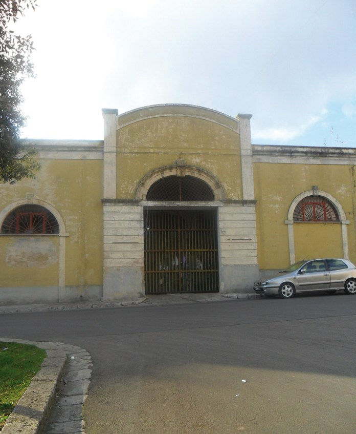 Ex cantina San Giuseppe