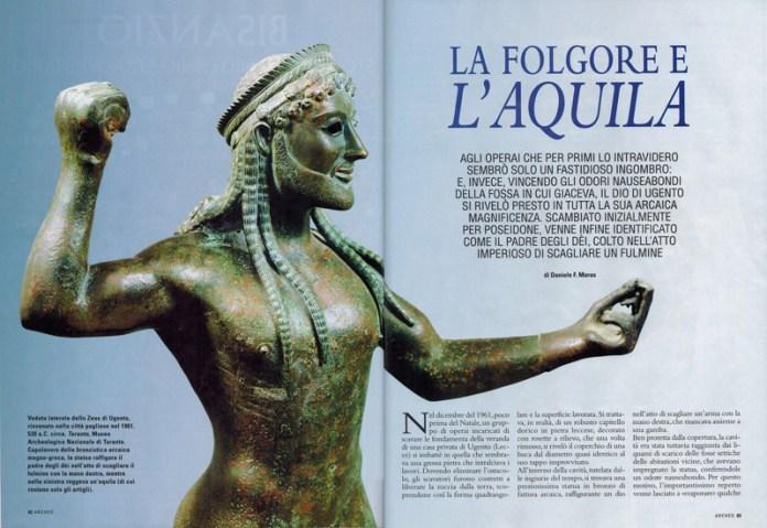 """Dalla rivista """"Archeo"""""""