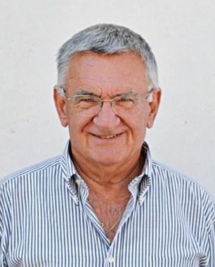 Antonio Minerva, presidente del Comitato