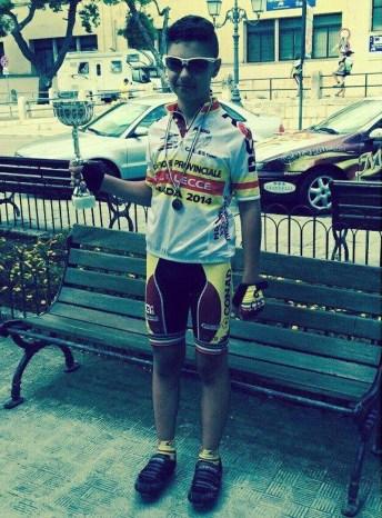 Paolo Milo - Cycling Team Salento