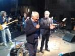 Mogol e Franco Simone