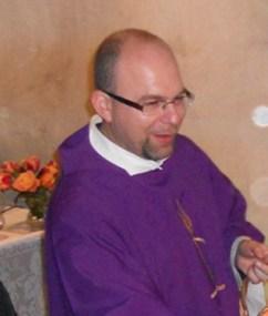 Don Massimo Mancino, giudice presso il Tribunale ecclesiastico