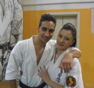 Mirko Zocco e Serenella Cortese