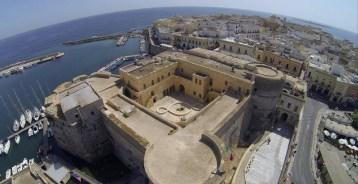 Castello di Gallipoli (foto di Alessandro Magni)