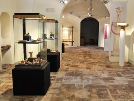 Museo Civico Messapico, Alezio