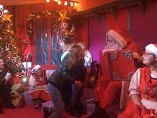 La posta di Babbo Natale - Ragazzi via Malinconico