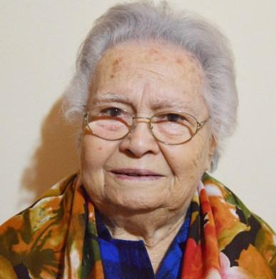 Addolorata Carichino, per tutti nonna Vata