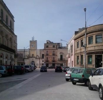 Piazza San Nicola 3 Aradeo