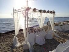 Matrimonio Spiaggia Salento : A u201csalento sposiu201d anche uno dei lidi dei matrimoni in spiaggia
