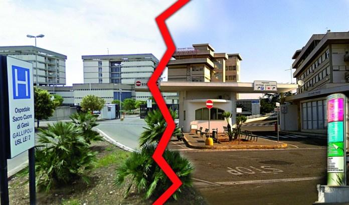 ospedali riuniti fotomontaggio