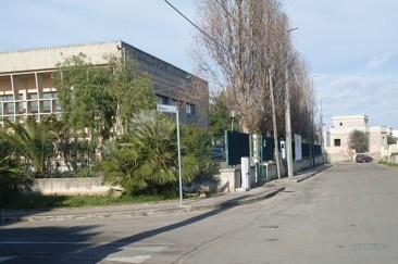 L'istituto intitolato a don Tonino Bello