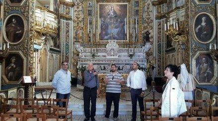 L'accordo con L'Opera romana pellegrinaggi rilancera' i beni culturali di cui sono ricchi i centri storici. Sarà il caso della cattedrale di S. Agata a Gallipoli