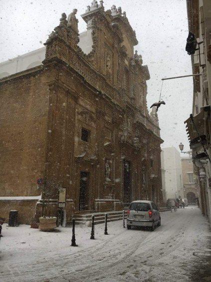 nevicata gallipoli 7 gennaio 2017 (12)
