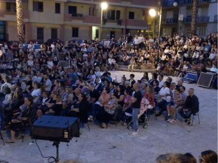 pubblico piazza gallipoli